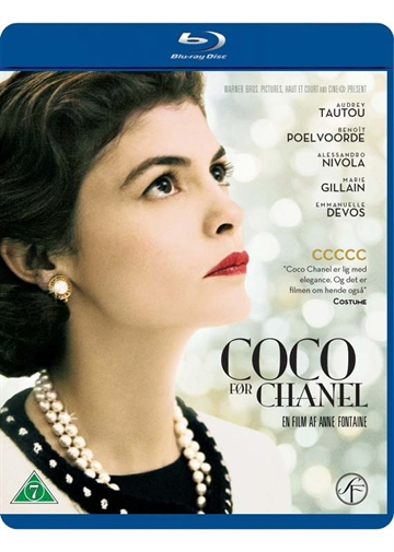 Coco Før Chanel - Blu-Ray