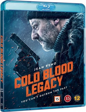 Cold Blood Legacy - Blu-Ray