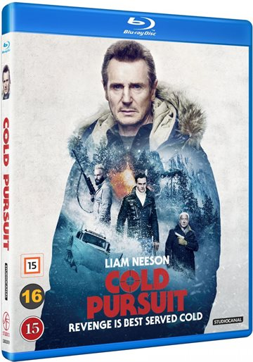 Cold Pursuit - Blu-Ray