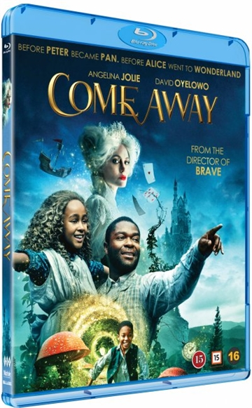COME AWAY - BLU-RAY