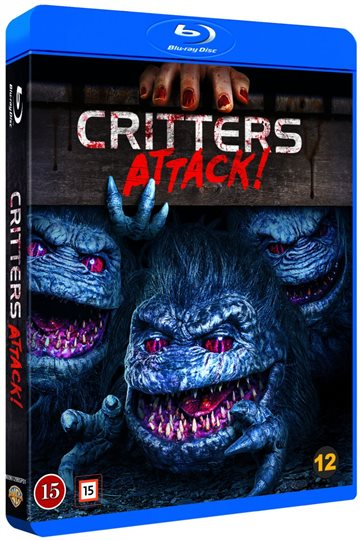 Critters Attack - Blu-Ray