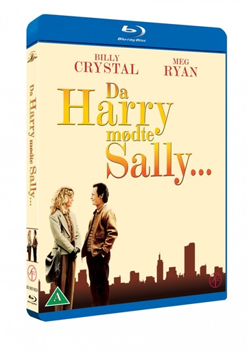 Da Harry Mødte Sally - Blu-Ray