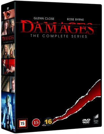 Damages - Complete Series