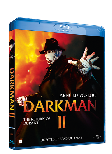 DARKMAN 2 - BLU-RAY