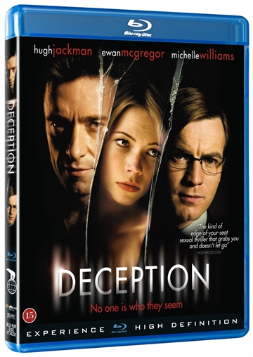 Deception (2008) - Blu-Ray