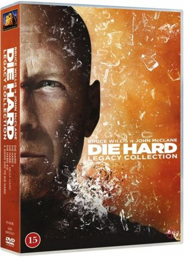 Die Hard 1-5 DVD Box