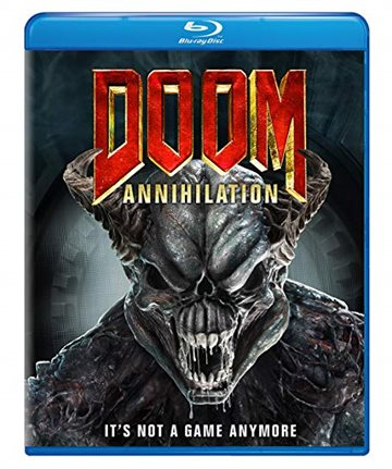 Doom: Annihilation - Blu-Ray