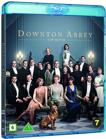Downton Abbey - Film 2019 - Blu-Ray