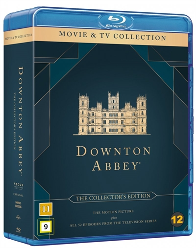 Downton Abbey - Collectors Edition - Blu-Ray