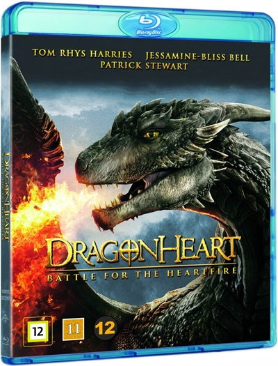Dragonheart - Battle For The Heartfire - Blu-Ray