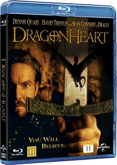 Dragonheart - Blu-Ray