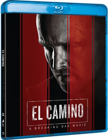 El Camino - A Breaking Bad Movie - Blu-Ray