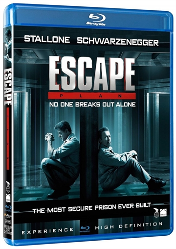 Escape Plan - Blu-Ray