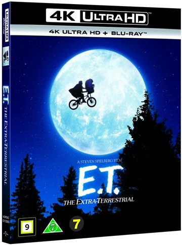 E.T. - 4K Ultra HD Blu-Ray