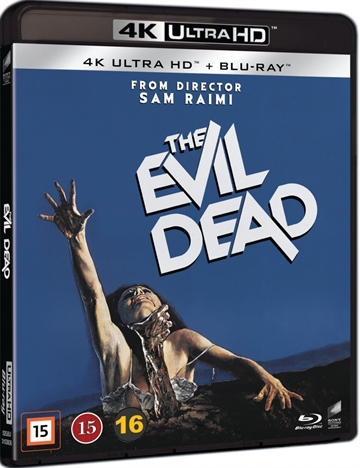 Evil Dead - 4K Ultra HD - Blu-Ray