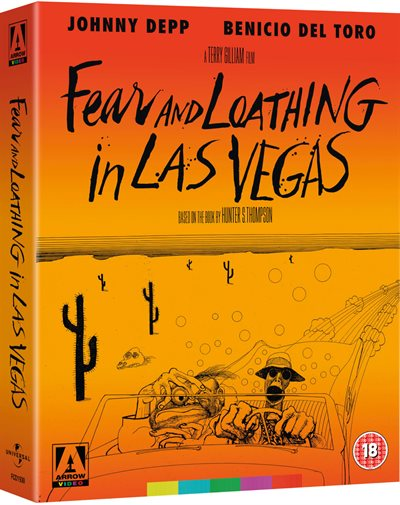 Fear and Loathing in Las Vegas Ltd. - Blu-Ray