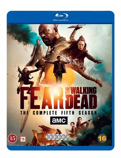 Fear The Walking Dead - Season 5 Blu-Ray