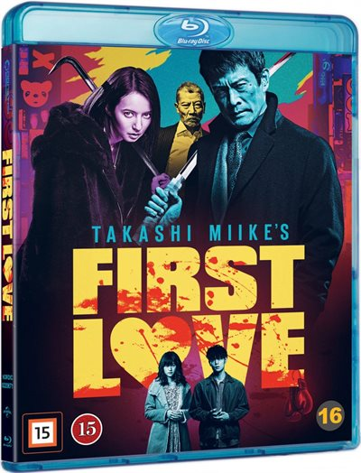 First Love - Blu-Ray