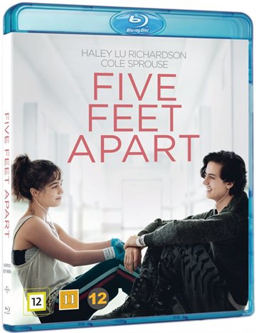 Five Feet Apart - Blu-Ray