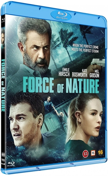 Force Of Nature - Blu-Ray