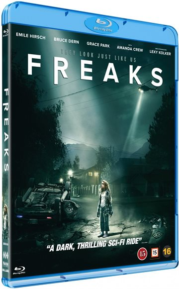 Freaks - Blu-Ray