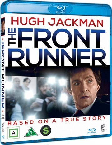 The Front Runner Blu-Ray