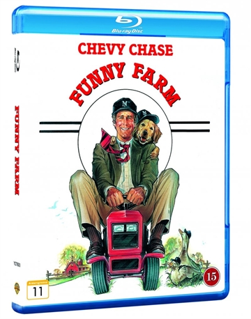Funny Farm - Blu-Ray