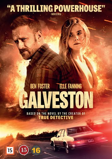 Galveston Blu-Ray