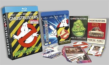 Ghostbusters 35Th Anniversary Blu-Ray Box