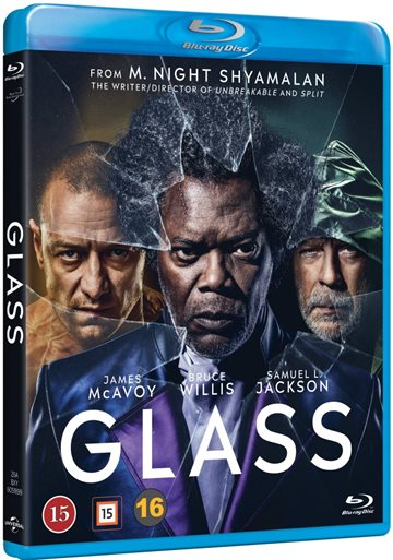 Glass Blu-Ray
