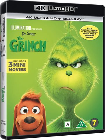 Grinchen - 4K Ultra HD Blu-Ray