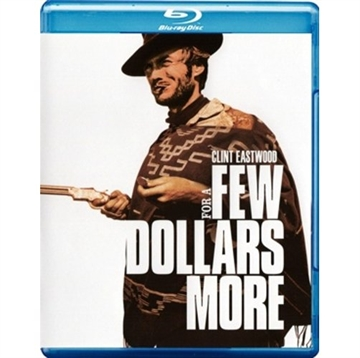 Hævn For Dollars - Blu-Ray