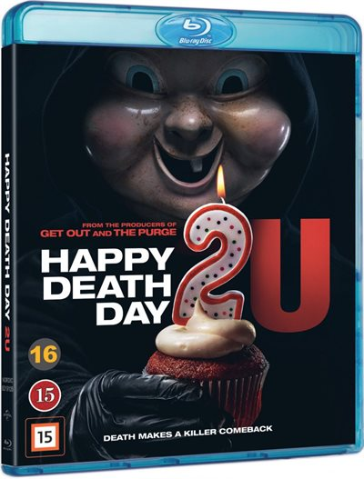 Happy Death Day 2U Blu-Ray
