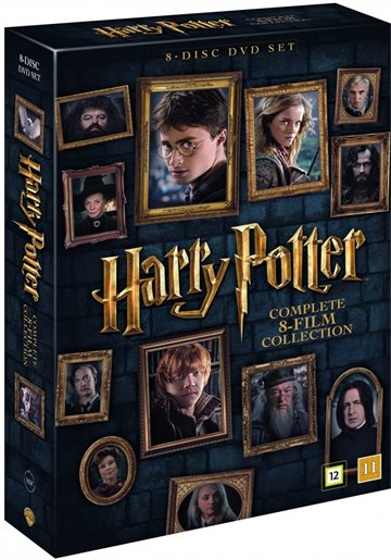 Harry Potter Komplet 1-7 box