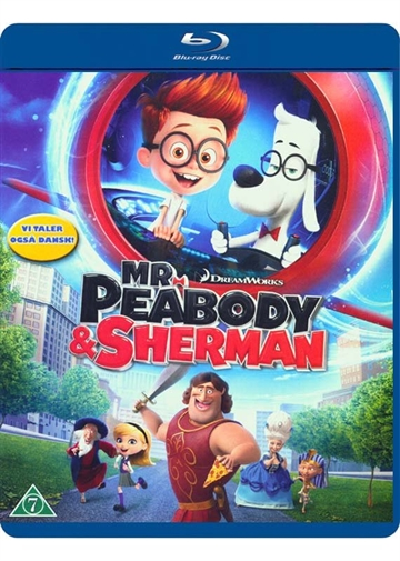 Mr. Peabody And Sherman - Blu-Ray