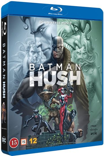 Batman - Hush Blu-Ray
