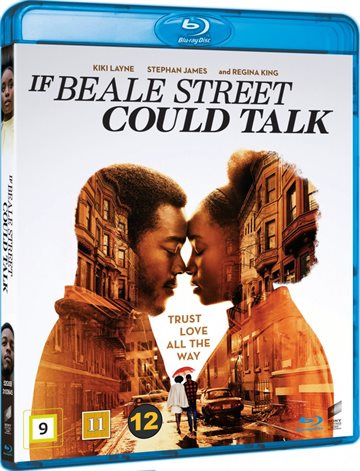If Beale Street Could Talk Blu-Ray