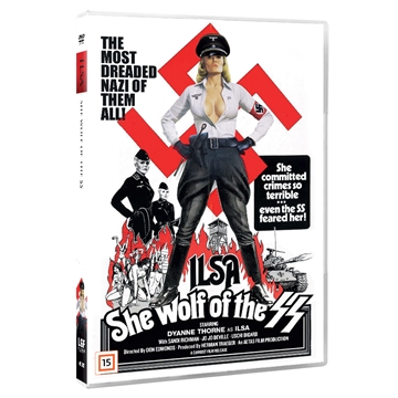 Ilsa - She Wolf Of SS