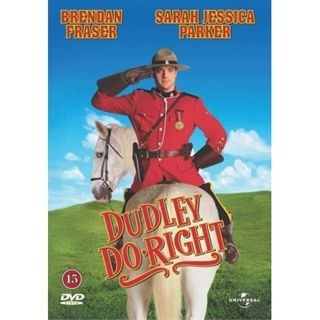DUDLEY DO RIGHT (DVD)
