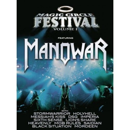 Manowar at Magic Circle Festival [2-disc]