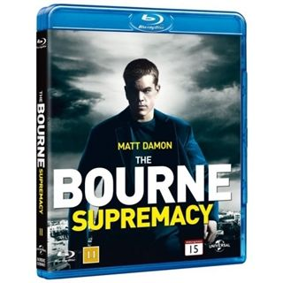 Bourne - Supremacy Blu-Ray