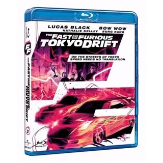 The Fast & The Furious 3 (Blu-Ray)