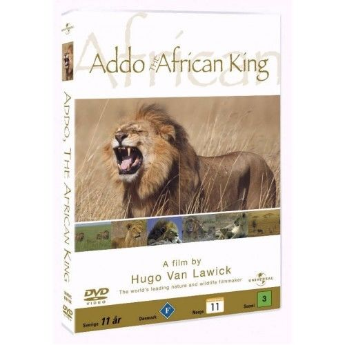 Hugo Van Lawick: Addo - The African King