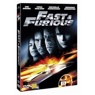 The Fast & The Furious 4 (DVD)