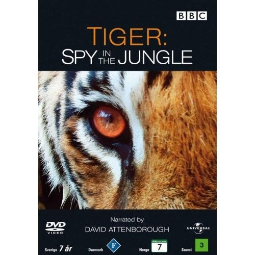 Tiger: Spy in the jungel