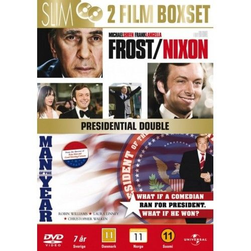 Frost/Nixon + Man of the Year