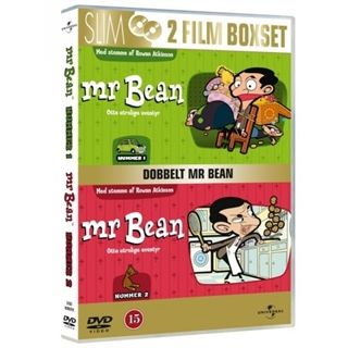 2DA BEAN ANIMATED VOL 1+2*
