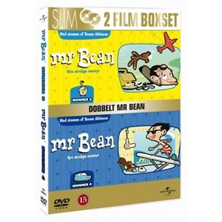 2DA BEAN ANIMATED VOL 3+4*