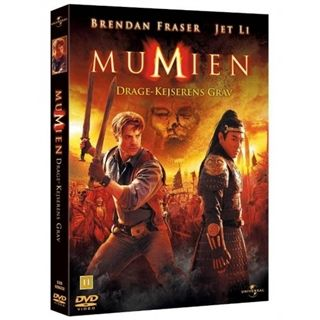THE MUMMY 3 TOMB OF THE DRAGON