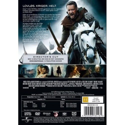 Robin Hood [Director\'s Cut]